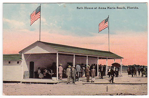 Anna Maria Beach Bath House