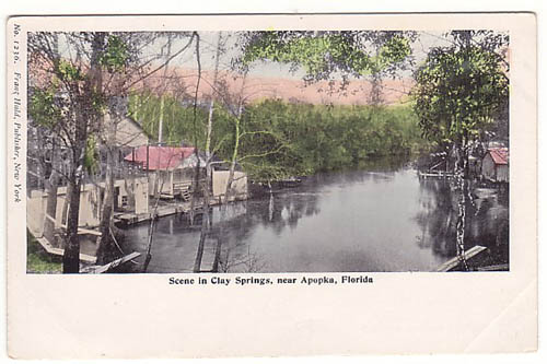 Clay Springs - no 1236 near Apopka