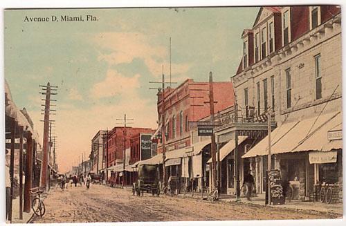 Miami - Avenue D